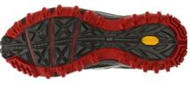 Агрессивный рельеф популярных мужских кроссовок