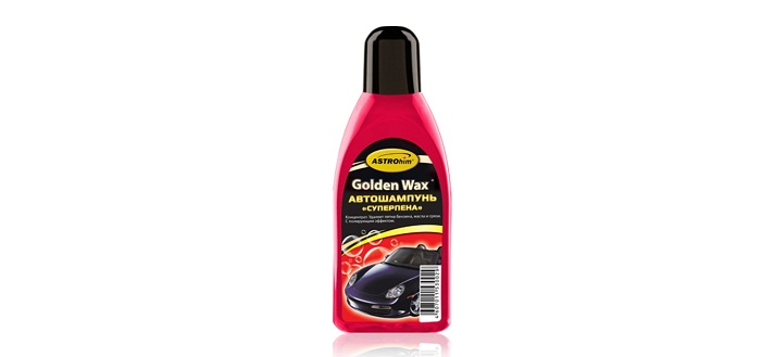 ASTROHIM Golden Wax Суперпена