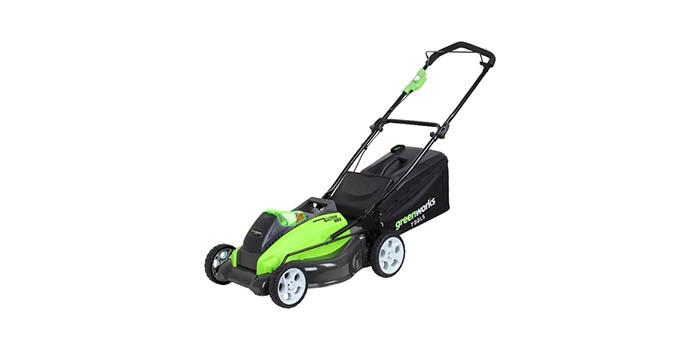Greenworks 2500107 G-MAX 40V 45 cm 4-in-1